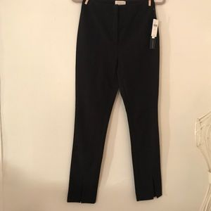 Anthropologie Black Stretch Pants